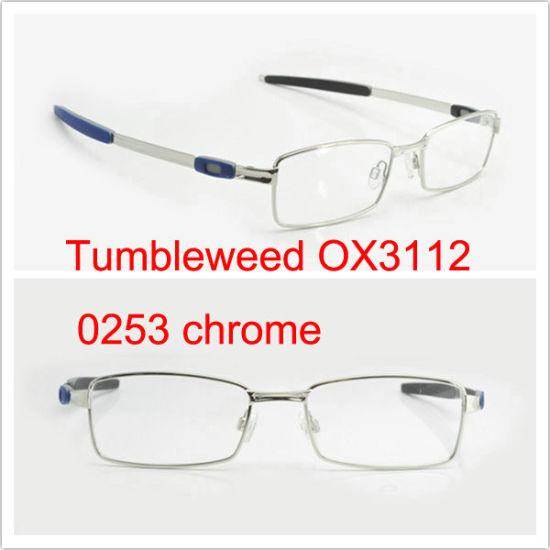 China Titanium Frame Optical Glasses/ Ok3112 Brand Name Frames/for ...