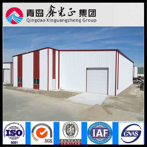 Prefabricated Steel Structure Warehouse (SSW-14035)