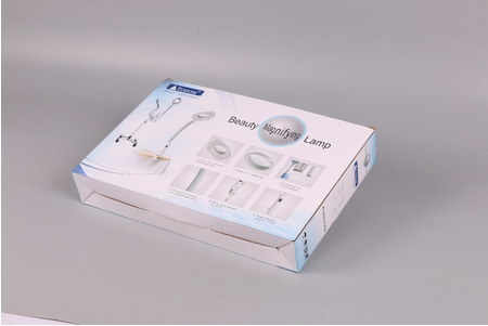 SPA Use Ozone Facial Steamer/ Magnifying Lamp 2 in 1vapor Ozone Facial Steamer pictures & photos