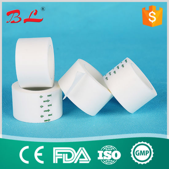 Hot Sell Non Woven Tape Plaster, 3m Surgical Paper Tape, Skin Color  Adhesive Tape