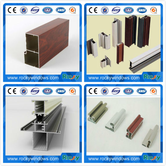 Sliding Windows and Doors Powder Coating Extrusions Aluminum Profiles  sc 1 st  Qingdao Rocky Technical Glass Co. Ltd. & China Sliding Windows and Doors Powder Coating Extrusions Aluminum ...