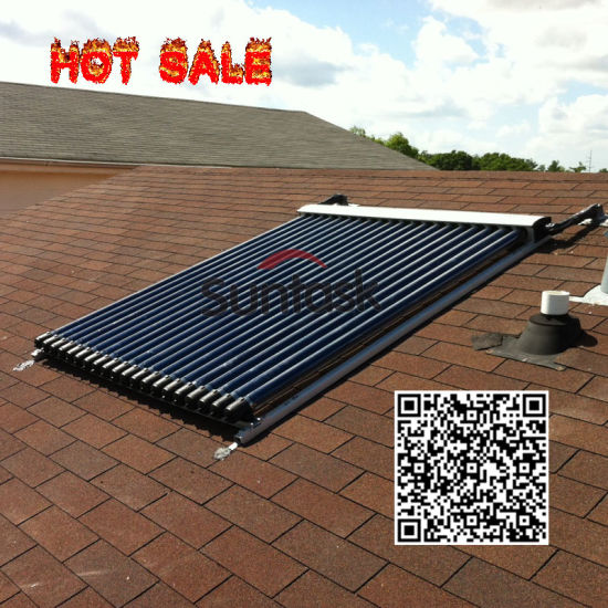 2016 High Efficient Suntask Heat Pipe Solar Thermal pictures & photos