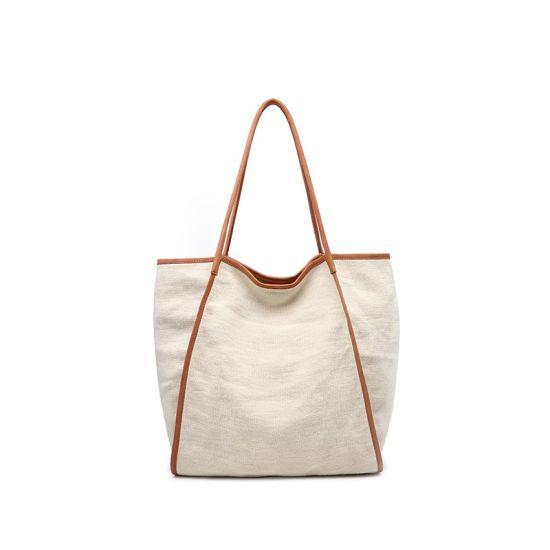 Gift Women Ladies Handbags Fashion Shopping Shoulder Bags Eco Friendly Canvas Tote Bags