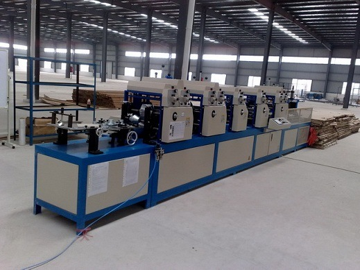 Paper Edge Board Protector Making Machine Production Line (S-1) pictures & photos
