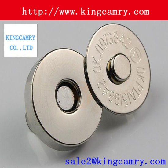 Magnetic Button Metal Magnet Snap Rivet Buttons for Jeans Clothing