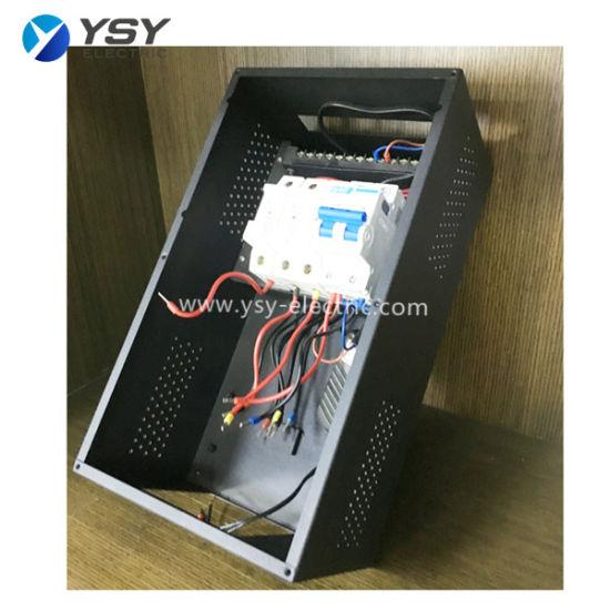 Custom Fabrication Service Rackmount Metal Enclosure for Power Supply