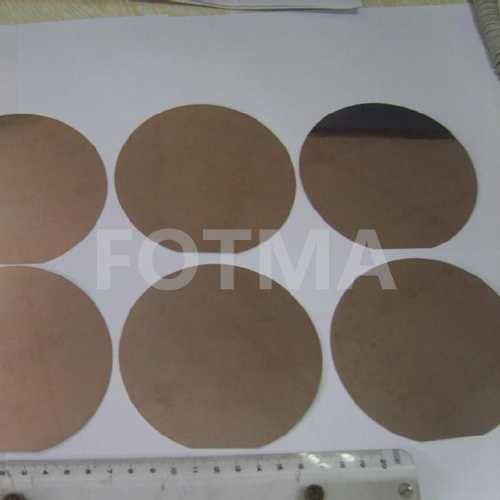 LED Related Copper Tungsten Heat Sink pictures & photos