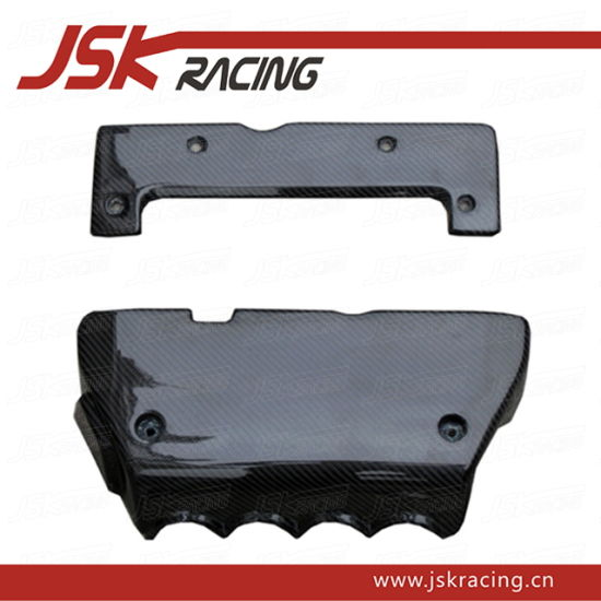 Carbon Fiber Spark Cover for 2006-2009 Honda Civic Fd2 (JSK121030)