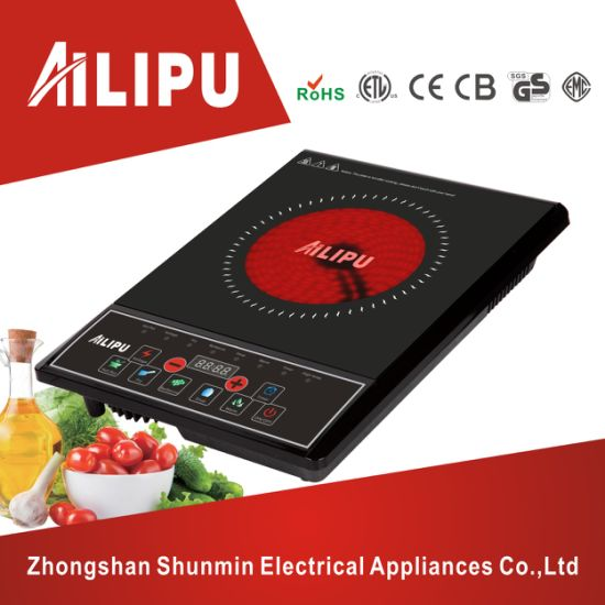 Home Appliance Button Control Induction Heater