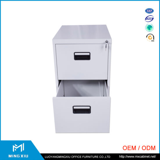 China Factory Direct High Quality Vintage Metal Cabinets 2 Drawer File Cabinet Pictures Photos