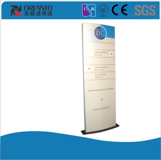 Double Sides Advertising Display Sign Board