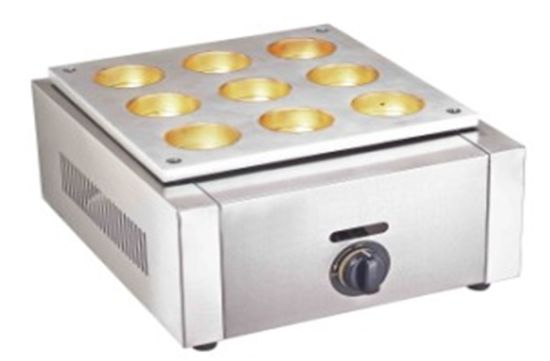 China Gas Round Cake Grill Rp 9a