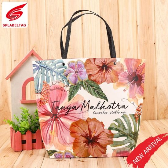 Personalized Paper Bags Custom Printed Paper Bags Supplier