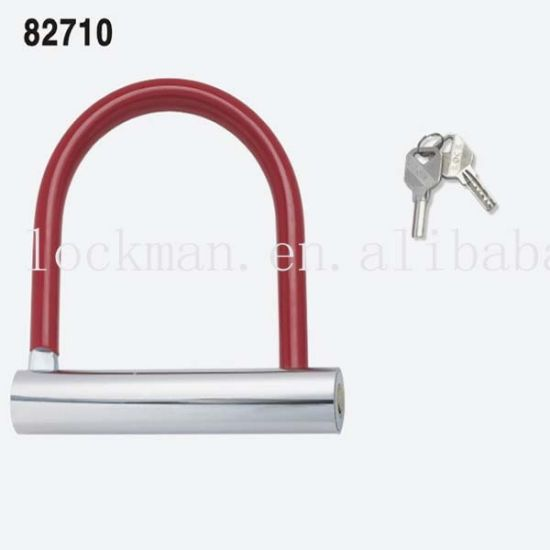 Good Quality Bicycle U Lock Key Lock Types (BL-82710) pictures & photos