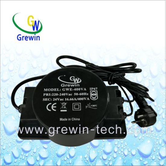 400va /12V Single Phase Waterproof Transformer Toroid for Swimming Lighting pictures & photos