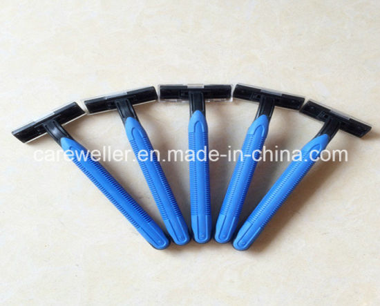 Disposable Shaving Razor /Disposable Razor /Twin Blade Disposable Razor pictures & photos