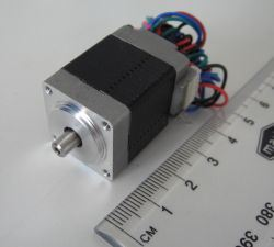 20mm High Torque Hybrid Stepper Motor, Stepping Motor pictures & photos