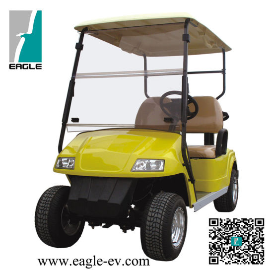 CE Approved China Supplier Mini Electric Golf Car /Club Car