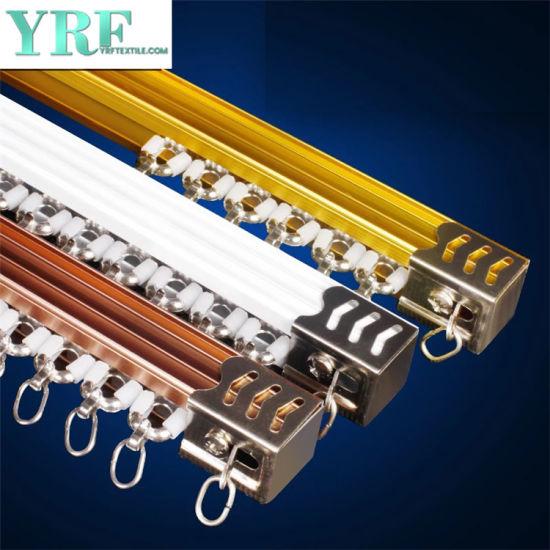 Guangzhou Foshan Manufacturer Wholesale Net Curtain Track Rod