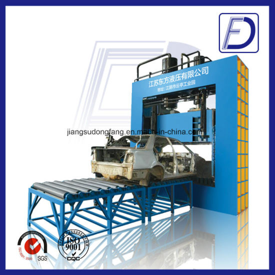Manual Guillotine Metal Steel Aluminum Shear Machine pictures & photos