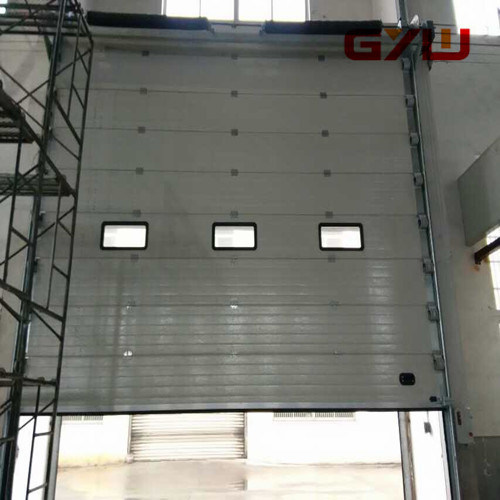 Industrial Door up-Sliding/ Aluminium Alloy for Cold Storage pictures & photos