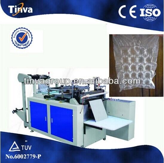 Automatic Plastic Ice Bag Making Machine Wenzhou China