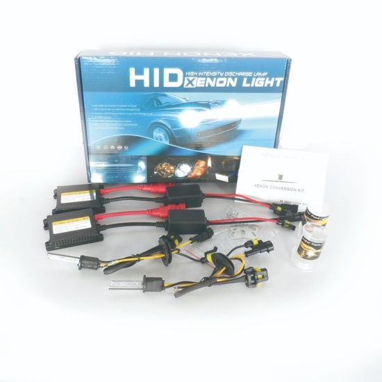 Kit Xenon Head Fog H11 9006 H4 H1 HID Light