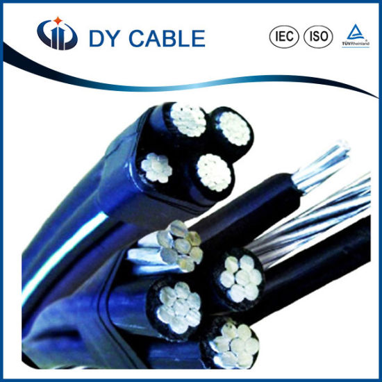 0.6/1kv 70sqmm Overhead Aerial Bundled Cable ABC Cable pictures & photos