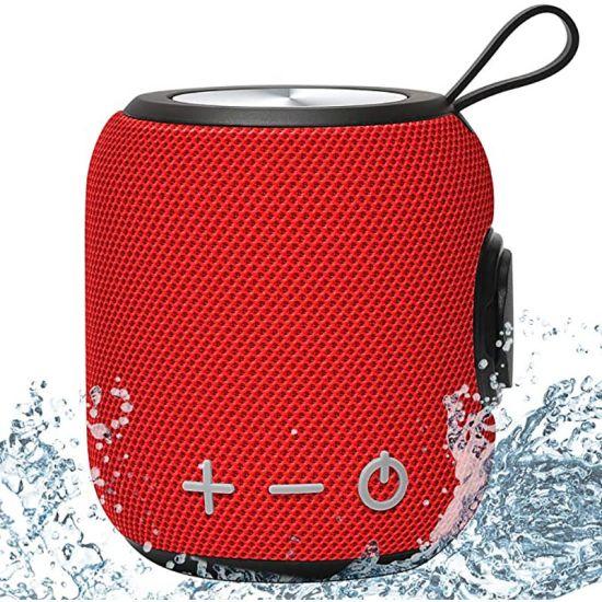 New Arrivals Custom Logo Outdoor Ipx7 Waterproof Portable Subwoofer Wireless Mini Bluetooth Speaker