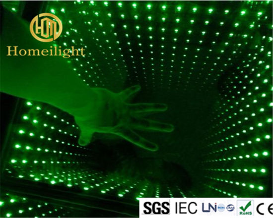 LED RGB 3D Mirror Abyss Dance Floor pictures & photos