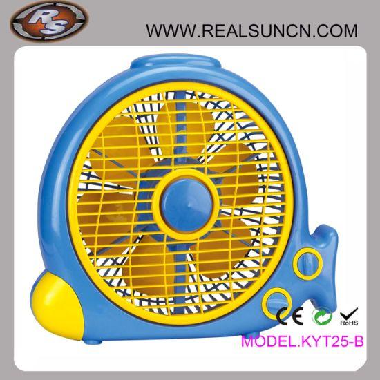 10inch Box Fan with Cute Design