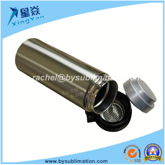 Sublimation Vacuum Flask with Lift Rope pictures & photos