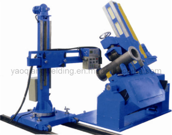 Tube Fabrication Machine, CO2/MIG/Mag Welding pictures & photos