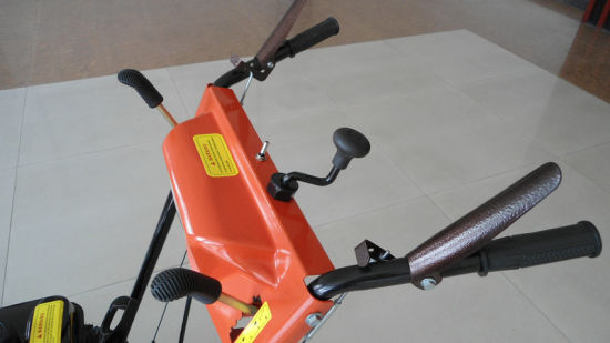 6.5HP 56cm Width Smart Gasoline Snow Thrower pictures & photos