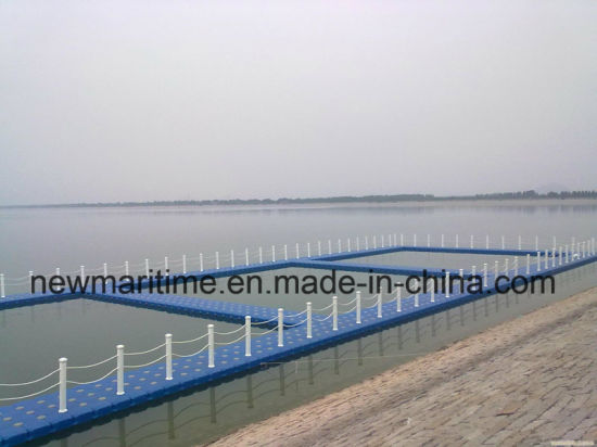 Plastic Pontoon Dock/Bridge, Floating Boat Dock