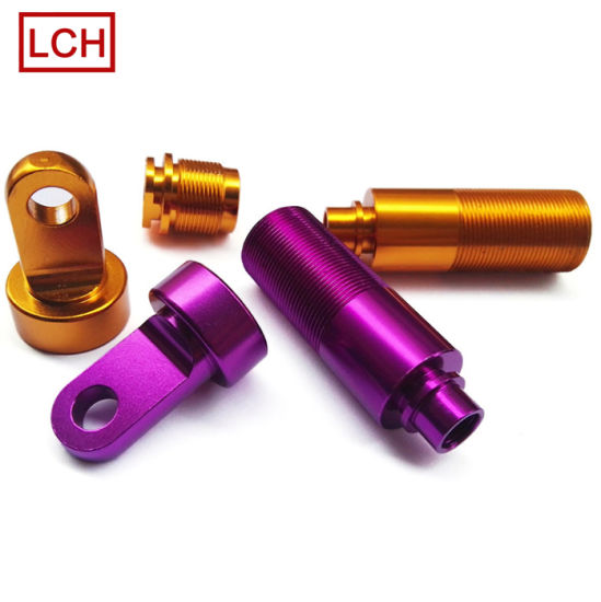 CNC Machining Parts Metal Fabrication Anodized Aluminum CNC Milling and Turning Parts