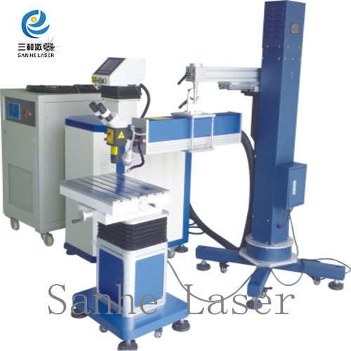China Mould Repair Laser Welding Machine Stainless Steel