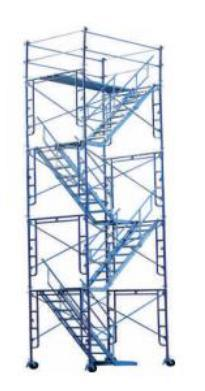 Frame Scaffolding for The Top Branch Builing, Halls, Bridages, Viaducts,