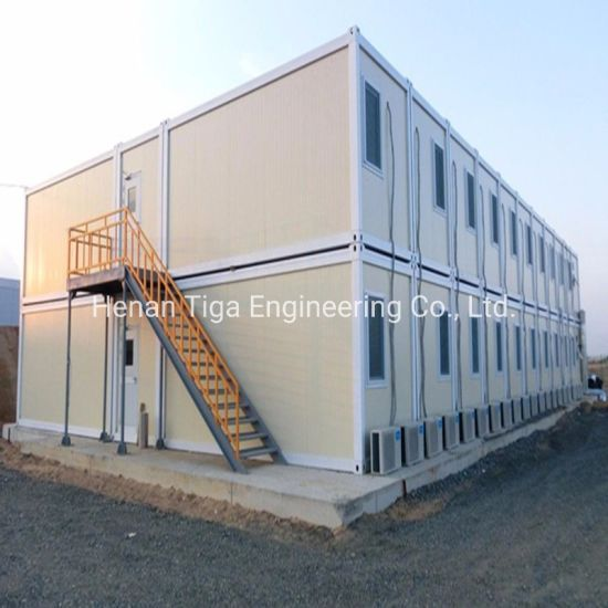 New Design Movable Modular Container House Office Popular in Africa