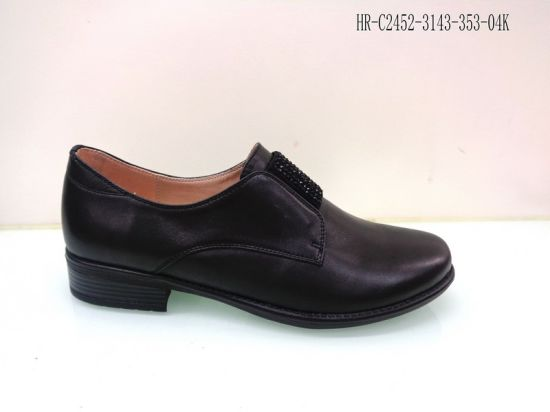 Sheep Skin Leather Shoe for Women