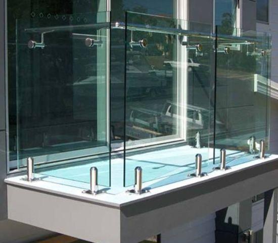 Glass Pool Fencing Aluminium Spigot