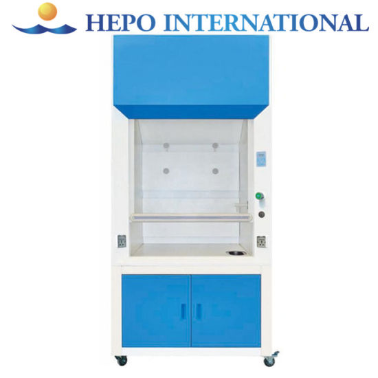 Chemical Analyzer Negative Pressure Fume Hood with Worthy Price pictures & photos