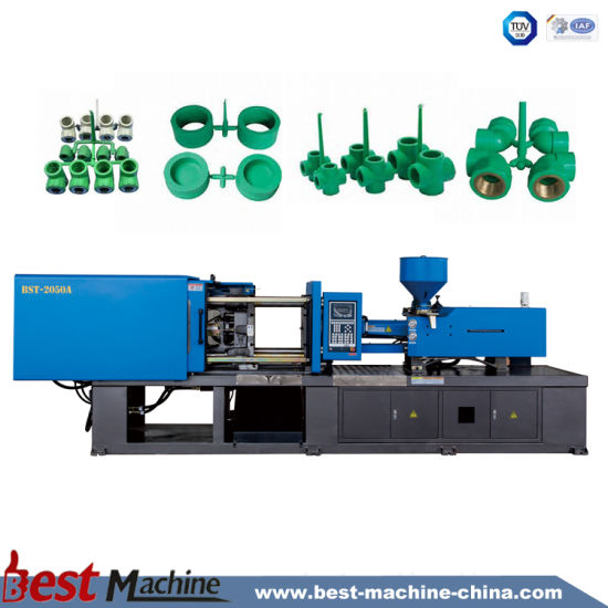 PVC Pipes Plastic Moulding Machine pictures & photos