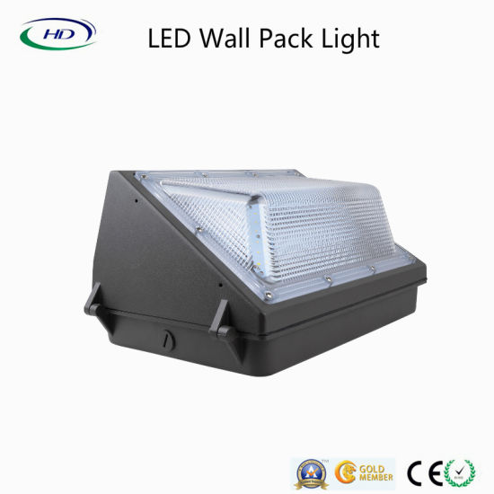 LED Wall Pack Light Waterproof for Glass Refractor UL pictures & photos