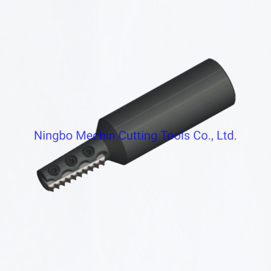 Conical Threading Mill Tool Holder for 24mm Insert/Thread Milling Holder