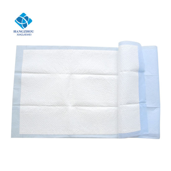 60*150cm Cotton Non-Woven Fabric Super Absorbent Disposable Mattress  Protector