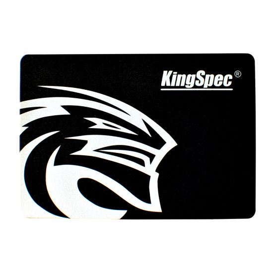 2.5 Inch SSD SATA3 FCC, RoHS Black Kingspec 128GB MLC