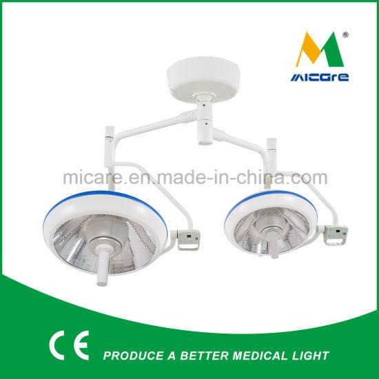 Ceiling E700/500 Medical LED O. T Light Surgical Shadowless Light Hospital Operation Lamp