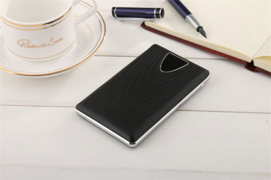 Hot Selling Portable Mobile Power Bank with RoHS pictures & photos