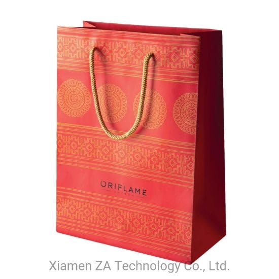 Best Printing& Packaging Factory Price Paper Bag with Your Logo